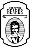 educated beards logo